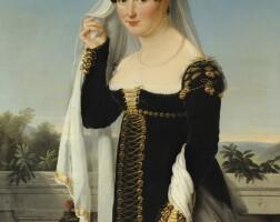 234. Ecole allemande vers 1820