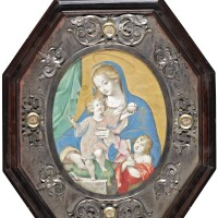 6. madonna and child [italy (rome), c.1580-90]