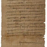 2. the adler papyri, an archive of documents in greek and demotic, on papyrus [egypt (gebelein), 134-89 bc.]