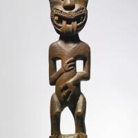 9. maori gable peak figure, new zealand