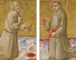 1. Ansano di Pietro di Mencio, called Sano di Pietro