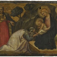 13. Spinello di Luca Spinelli, called Spinello Aretino
