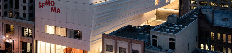 Exterior View, San Francisco Museum of Modern Art