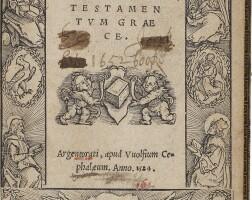 20. new testament in greek