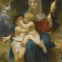 10. William-Adolphe Bouguereau