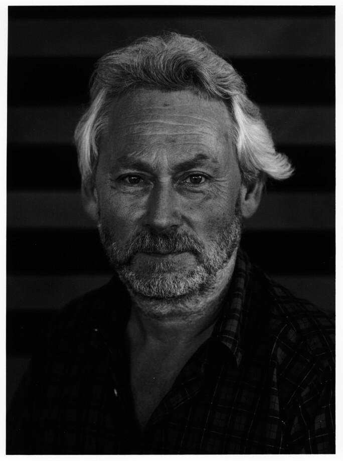 Portrait Of Donald Judd