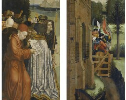 102. follower of hieronymous bosch, circa 1520