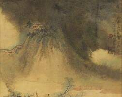 1229. Zhang Daqian (Chang Dai-chien, 1899-1983)