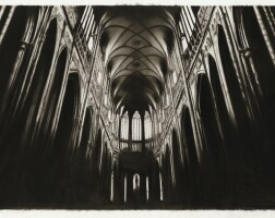 101. robert longo | study for north cathedral