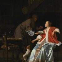 48. Manner of Jacob Ochtervelt