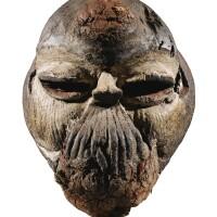 246. masque, ibibio, nigeria  