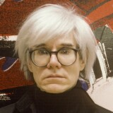 Andy Warhol: Artist Portrait 3
