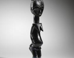 24. statue, kulango, côte d'ivoire |