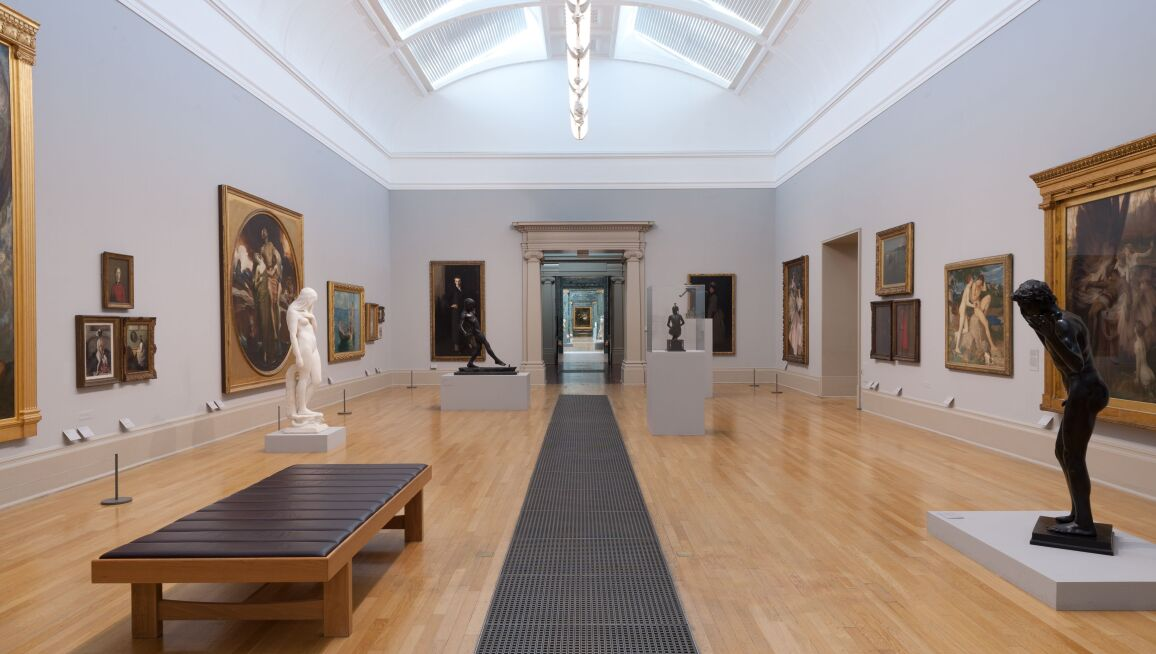 Interior View, Tate Britain