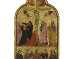 145. follower of giotto, circa 1320