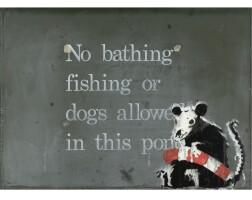 102. Banksy