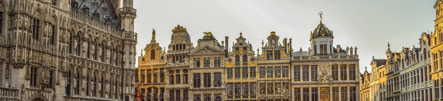 View of Brussels