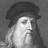 Leonardo Da Vinci: Artist Portrait