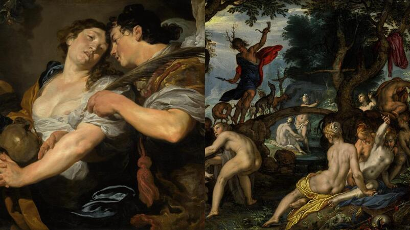 The Painterly Passion of Johann Liss and Joachim Wtewael