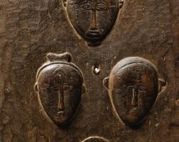 66. porte, baulé, côte d'ivoire  