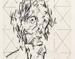14. Frank Auerbach
