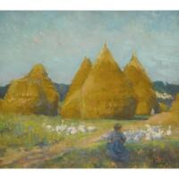 11. robert william vonnoh | tending the flock