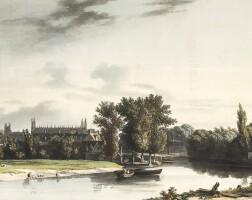33. ackermann, a history of the university of cambridge, 1815