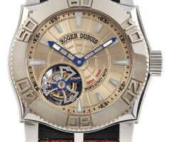 100. Roger Dubuis