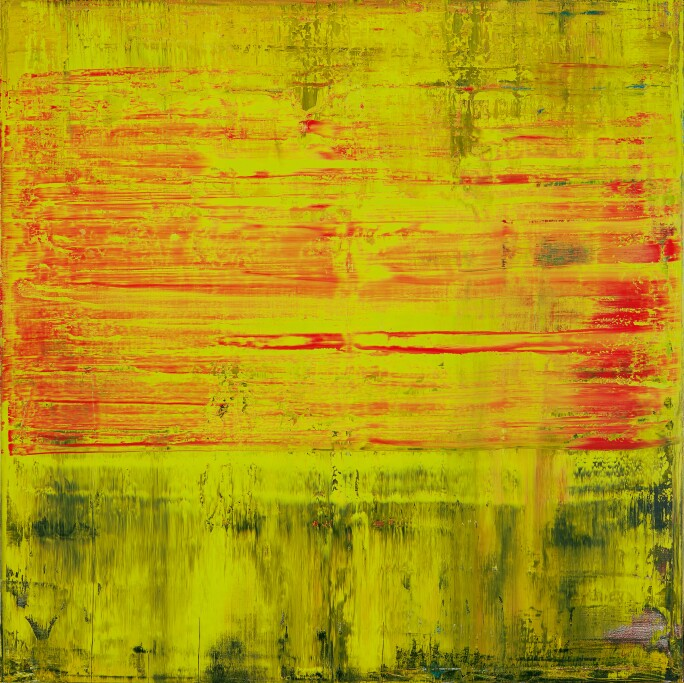 Erasing The Past In The Post Truth Age Gerhard Richter S