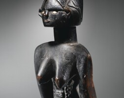8. statue, bembe, république du congo