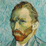 Vincent van Gogh: Artist Portrait New