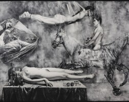 1076. 羅納德·溫杜拿 | 人體習作