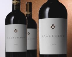 981. scarecrow, cabernet sauvignon 2006