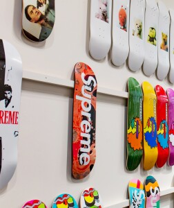 d222a1c5 Meet the Young Collector Who Bought the Complete Supreme Skateboard  Collection | Interviews | Sotheby's