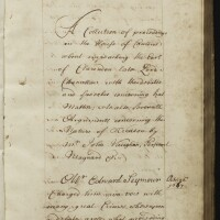 2. Clarendon, Edward Hyde, Earl of