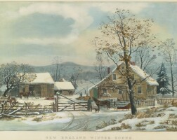 736. Currier & Ives (Publishers)