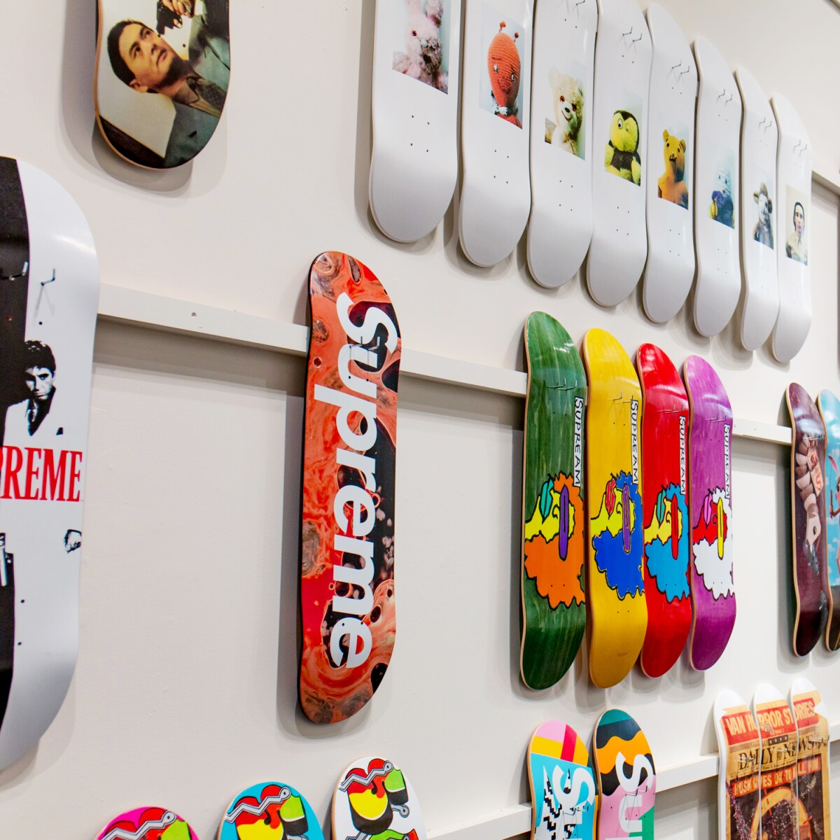 eef2da68 Supreme Skateboards | The Entire Collection | Sotheby's