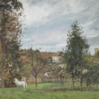 40. Camille Pissarro