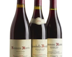 6003. chambolle musigny, les amoureuses 1992 domaine georges roumier  