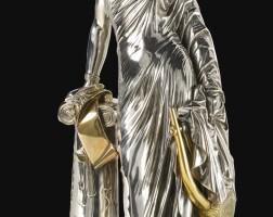 11. jean-jacques, called james pradier | sapho à la colonne (sappho)
