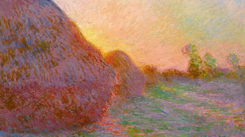 Step into Monet's Radiant Icon of Impressionism