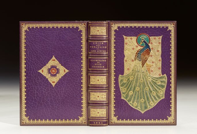 Sangorski and Sutcliffe, THE FLORENCE MAGGS CHRISTMAS BINDINGS FROM SANGORSKI AND SUTCLIFFE. Estimate £150,000-200,000.