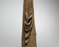 32. statue, ewa, haut korewori, est du sepik, papouasie-nouvelle-guinée