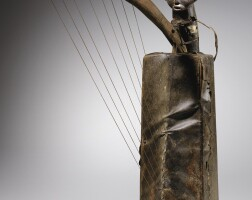 33. harpe ngombi, tsogho, gabon