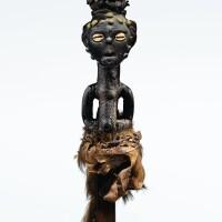 97. statue, songye, république démocratique du congo  