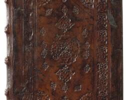 4. albertini, opusculum de mirabilibus nove et veteris, roma, 1515, pelle coeva