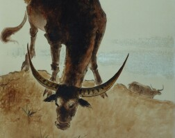 1045. 李曼峰   牧牛童子