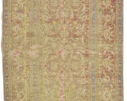 56. an ottoman cairene rug, egypt