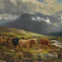 1. louis bosworth hurt | over the moorland, tulloch