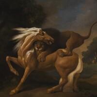 67. 喬治·斯德布,a.r.a. | 《獅子噬馬》